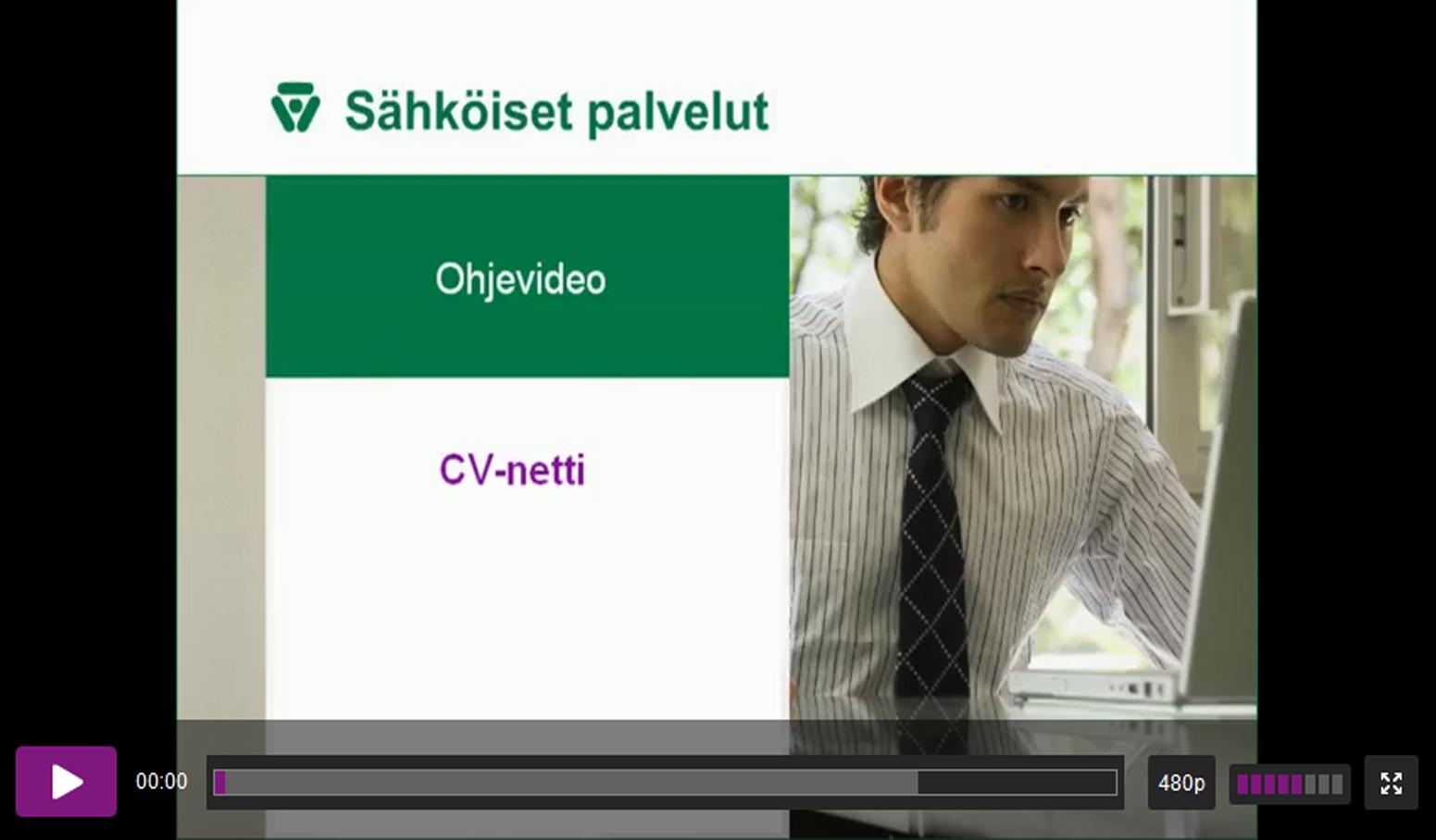 Cv-Netti